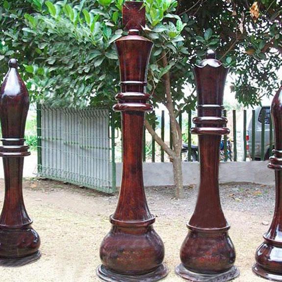 Giant-Chess Einsatzorte und Verkauf