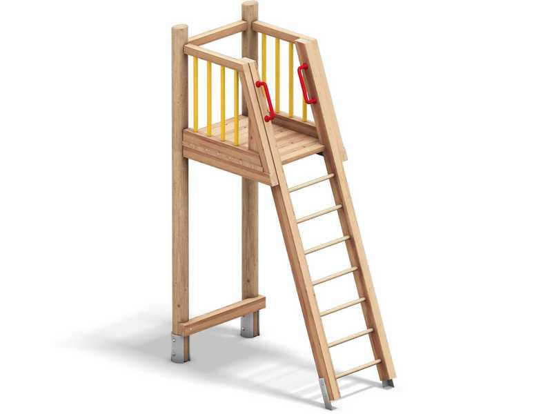 h gelpodest f r montage rutschbahn spielger te schaukeln kletterturm rutsche trampolin sandkasten. Black Bedroom Furniture Sets. Home Design Ideas
