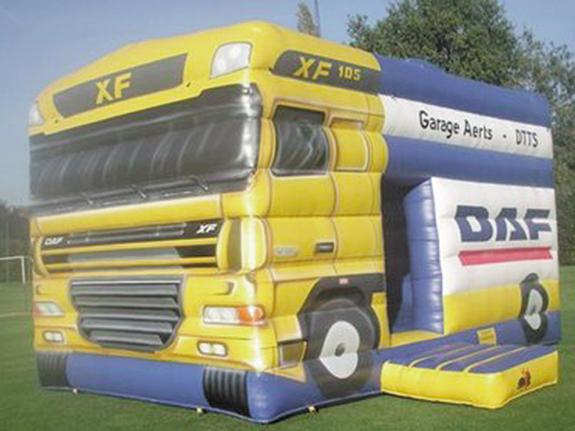 Modelle von Danske Inflatables
