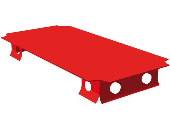 MoveAndStic Platte, 20 x 40 cm, rot