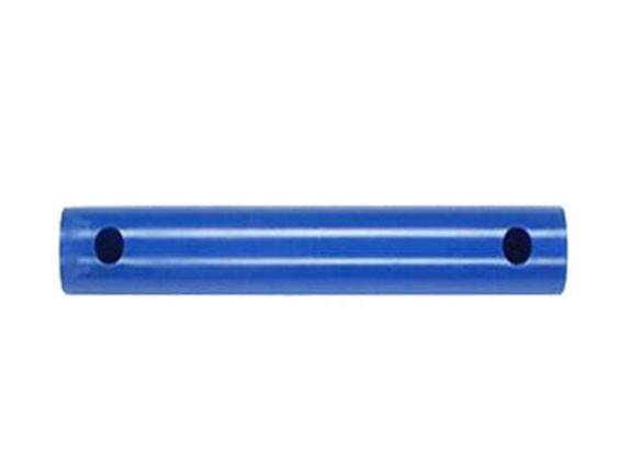 MoveAndStic Rohr, 25 cm, blau
