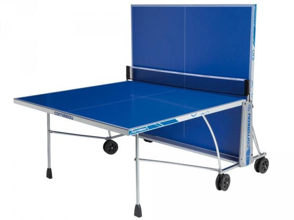 Tischtennis-Tisch Super Play blau