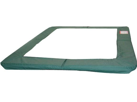 Federnabdeckung für Trampolin TEPL23, 300 x 230 cm