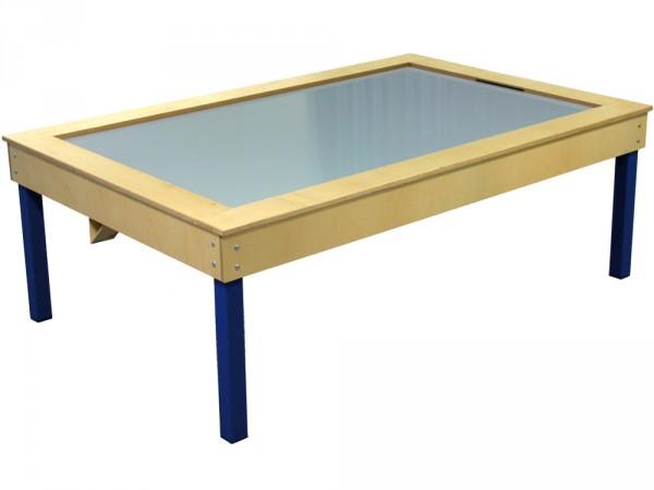 Speedhockey-Tisch rechteckig, 2-er Spieltisch 230 x 150 cm