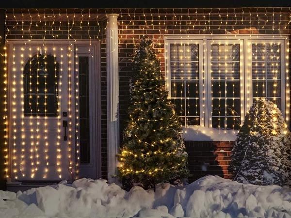Vintage-Line Lichterketten LED traditionelles Licht nicht ausbaubar