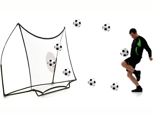 Fussball-Rebounder Kickster Academy, L244, H174, T80 cm