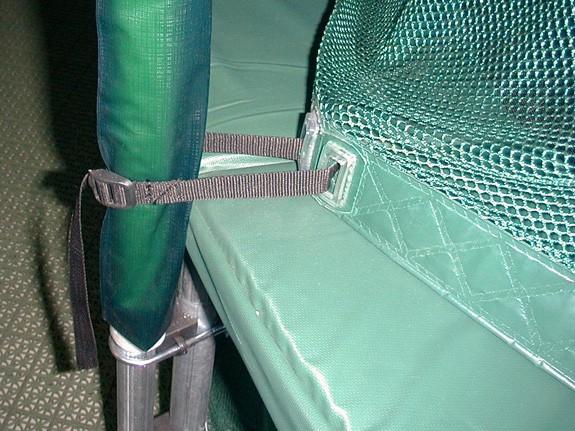 Fixierungsgurt 67 cm für Funring Stange unten