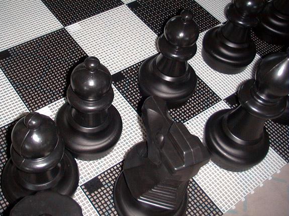 Sie bevorzugen Schachfiguren aus Kunststoff?