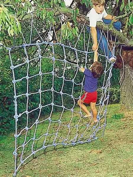 Kletternetz Tarzan 160 x 160 cm