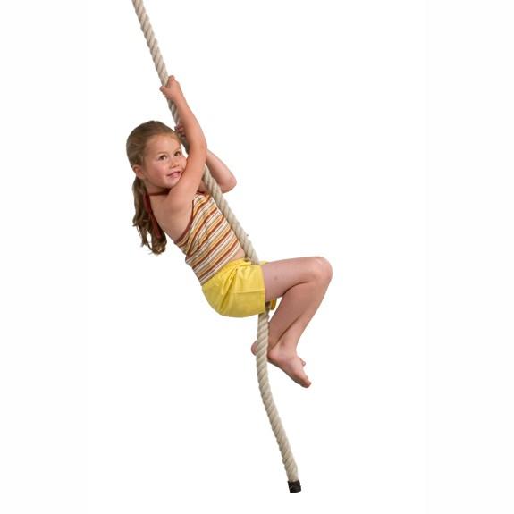 Kletterseil 215 cm, ohne Knoten