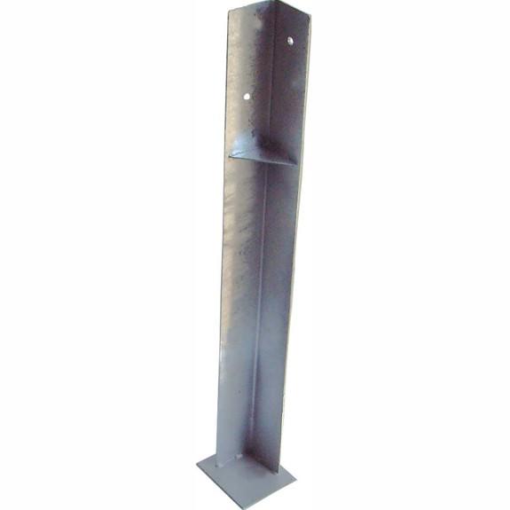 Pfostenschuh Länge 90 cm für Kantholz Schenkellänge 95x95mm