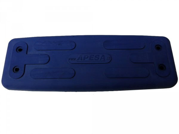 Sicherheits-Schaukelsitz Standard, blau, ohne Bügel ohne Seile