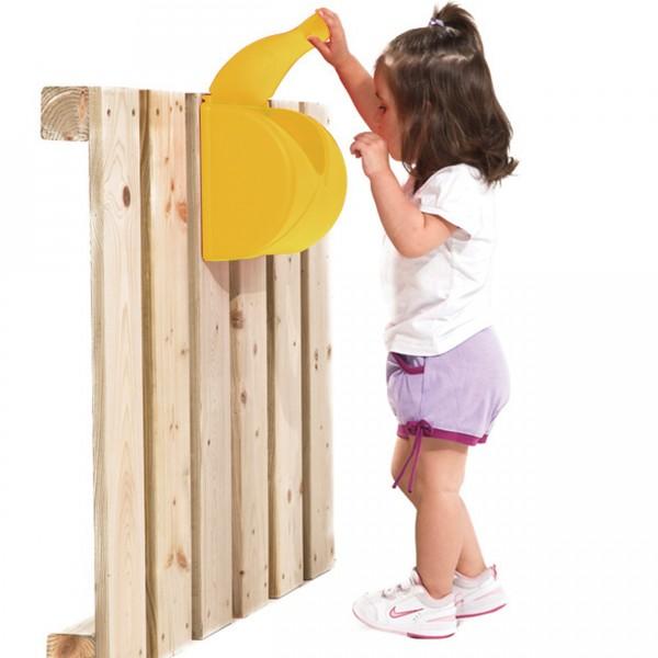 Briefkasten zum Anschrauben an Kinderspielgeräte