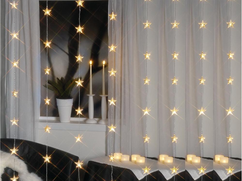 Led Weihnachtsbeleuchtung Warmweiss.Lichterketten System Decor Led Warmweiss Kabel Weiss Apesa