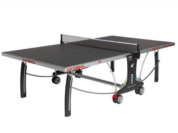 Tischtennis-Tisch Outdoor Super Dynamic, grau