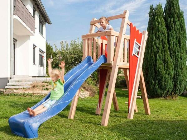Spielturm Douglasrex mit Rutsche 244 cm