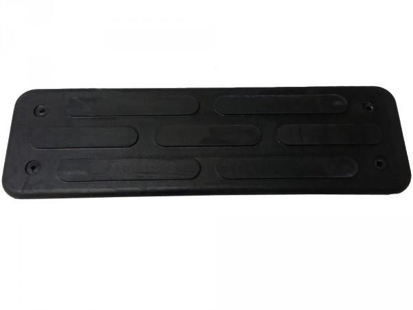 Sicherheits-Schaukelsitz Jumbo, schwarz, ohne Bügel ohne Seile