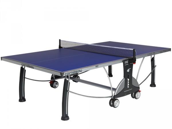 Tischtennis-Tisch Outdoor Super Star blau