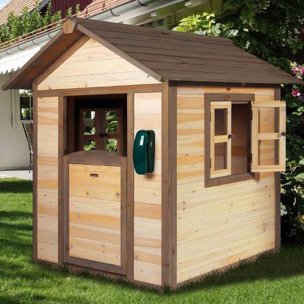 Holz-Spielhaus Sunny Lodge von Axi