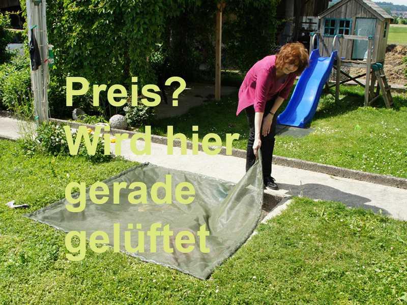 Preis für APESA Profi-Sand-Kasten-Abdeckung