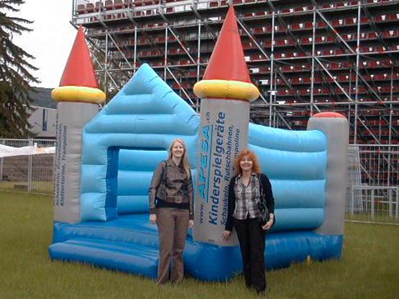 Hüpfburg zum Mieten für Firmenfeste oder Geburtstagsfeiern