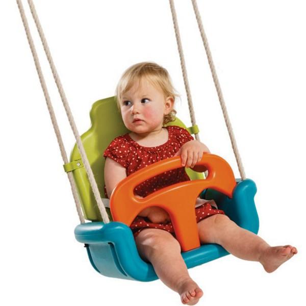 Baby-Schaukelsitz Trioswingo 3 Altersstufen in einem Sitz
