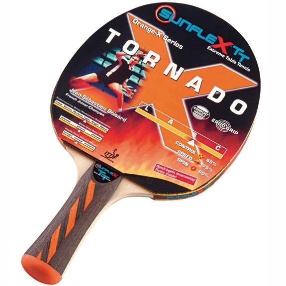 Tischtennis-Schläger Tornado