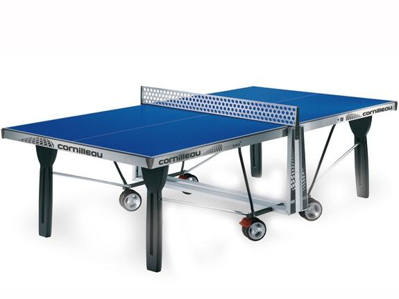 Tischtennis-Tisch Outdoor Expert, grau