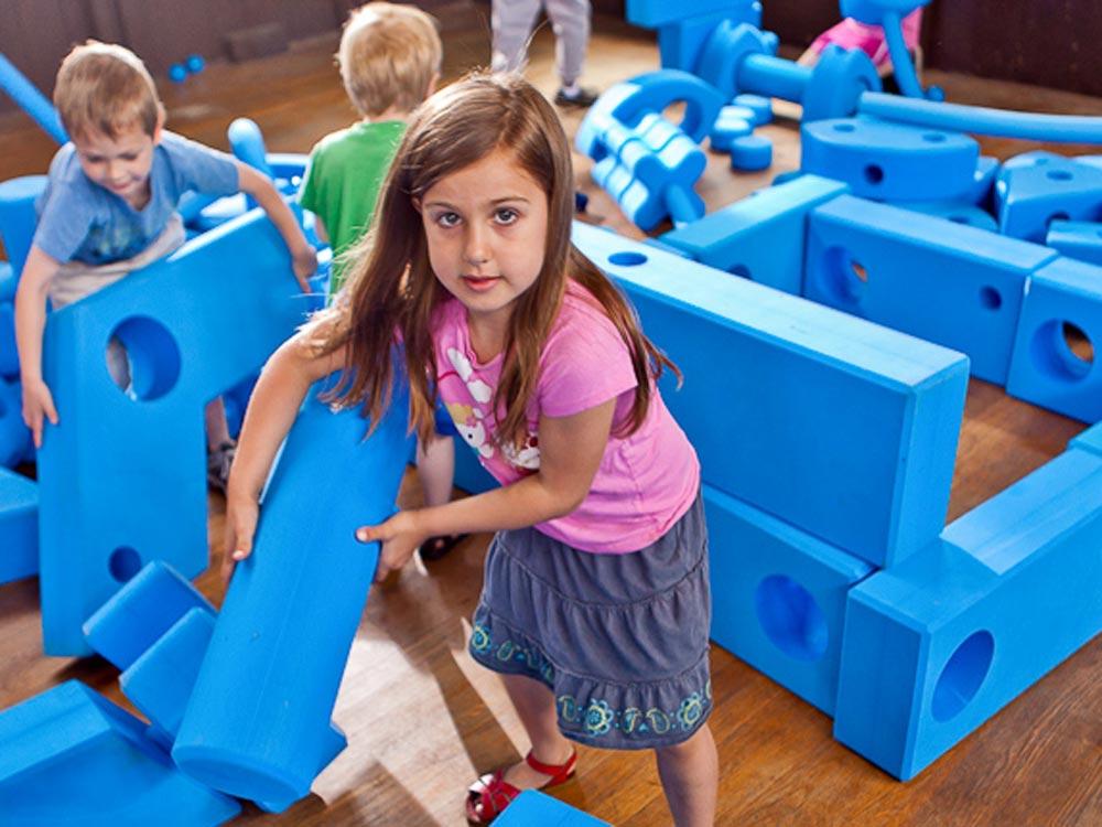 Imagination Playground Schulungsunterlagen Spielbetreuer