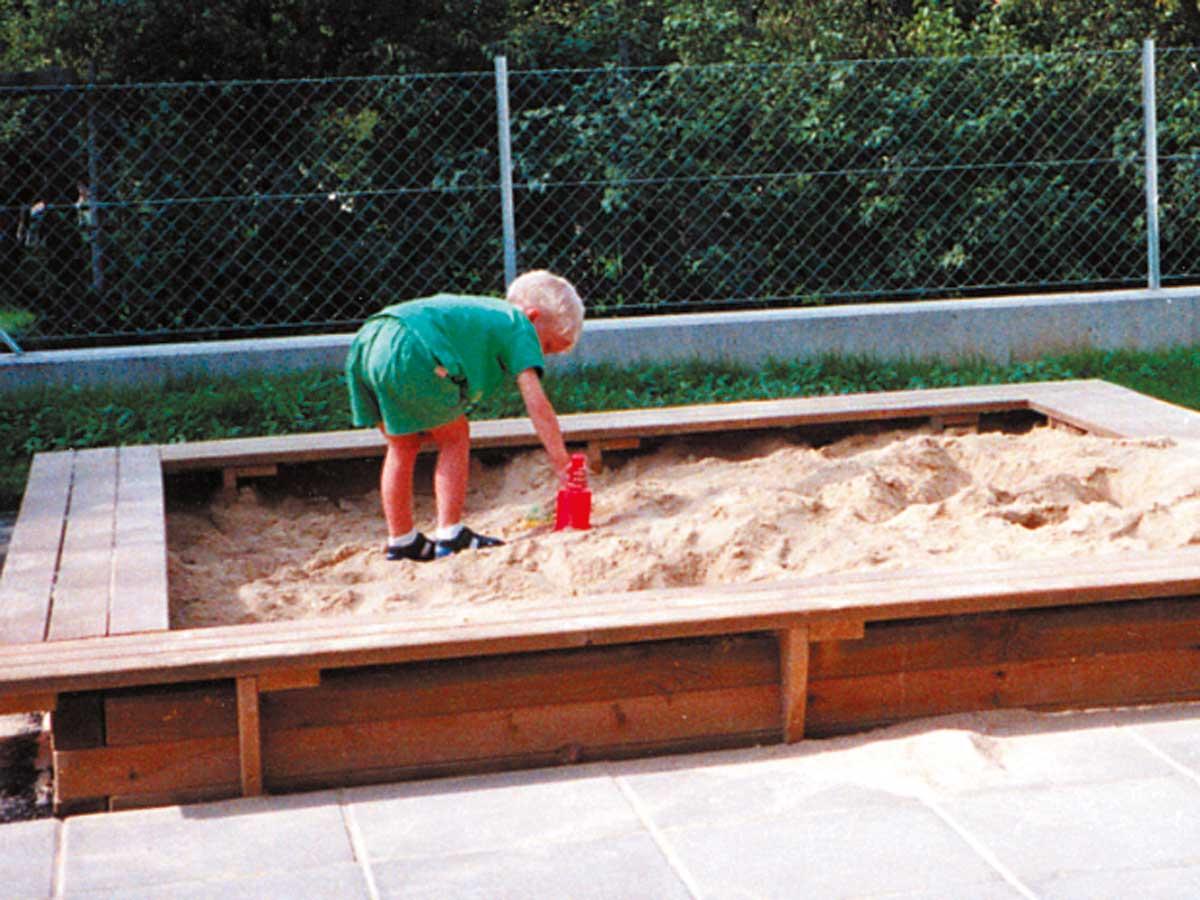 Wissenswertes zum Sandkasten