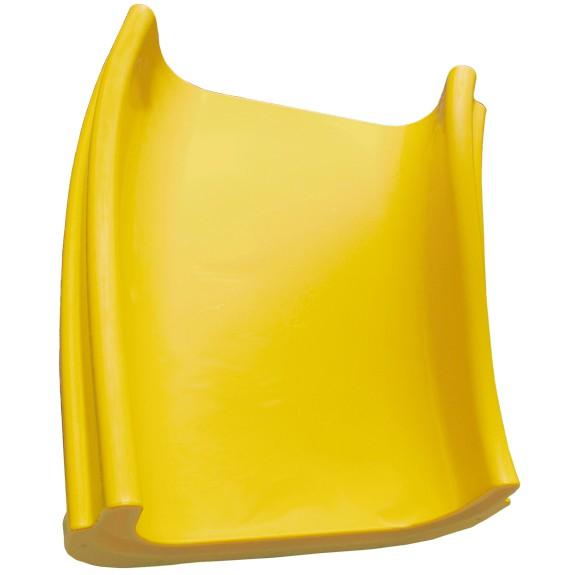 AGI Rutsche, breit, Element Kurve rechts 30°, 100 cm