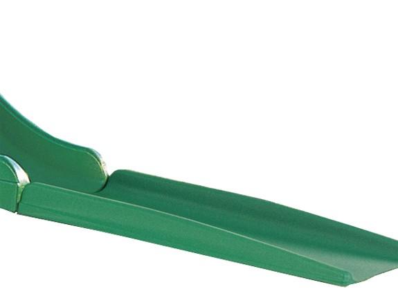 Verlängerung grün 120 cm für Crazy- und Rapide-Rutsche