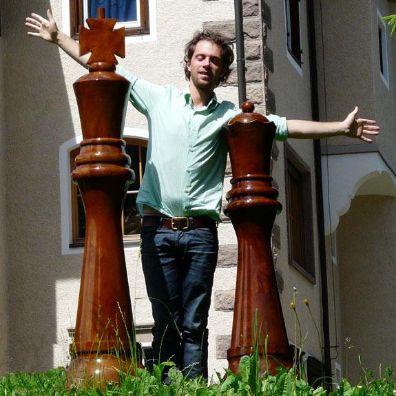 Giant-Chess Hersteller