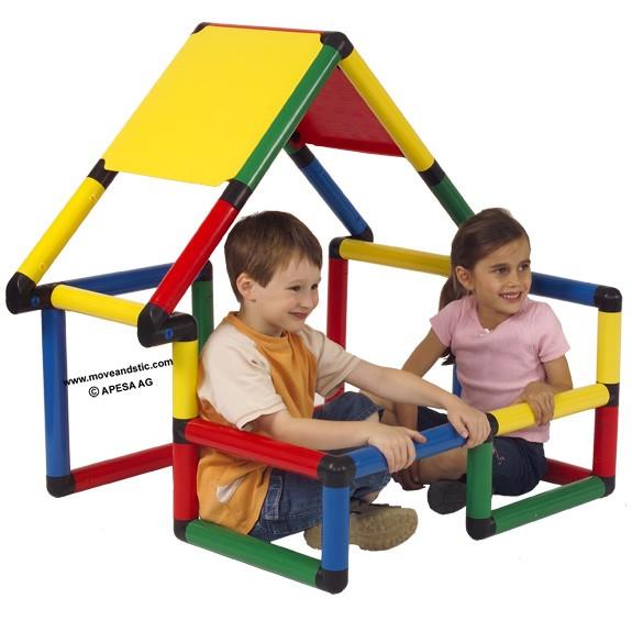 Basic Haus 85 x 85 cm