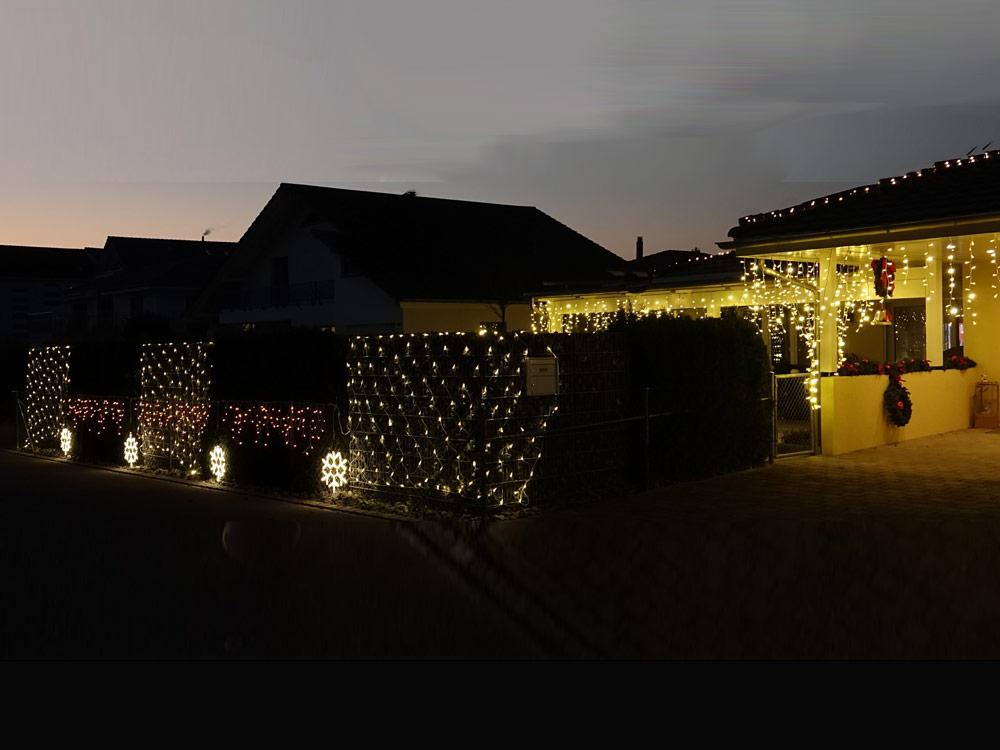 System LED Profi Licht warmweiss