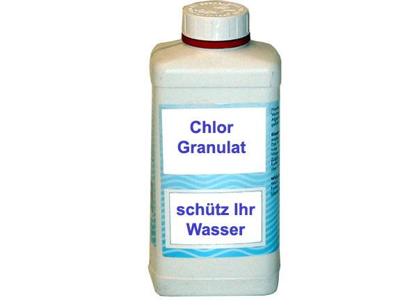 Chlorgranulat 1 Kg