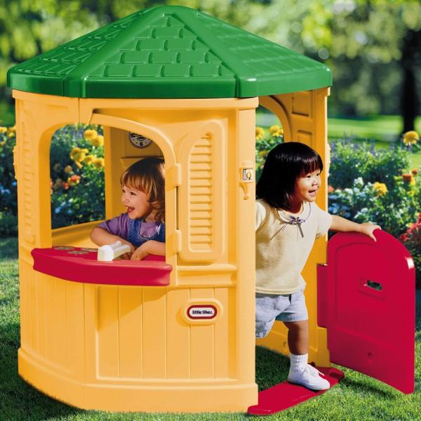 Kinderspielhaus rund Cozy Cottage von Little Tikes
