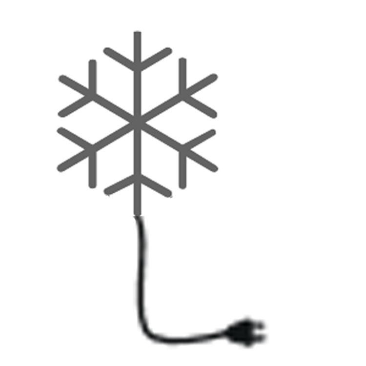 Kabel Montage Bäumen